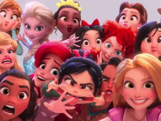 "Filme ""WiFi Ralph: Quebrando a Internet"": novo trailer mostra mais personagens!"