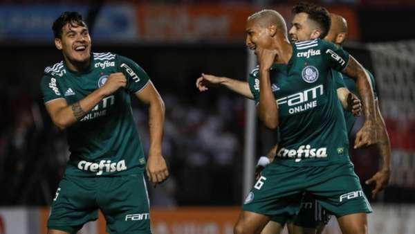 São Paulo x Palmeiras