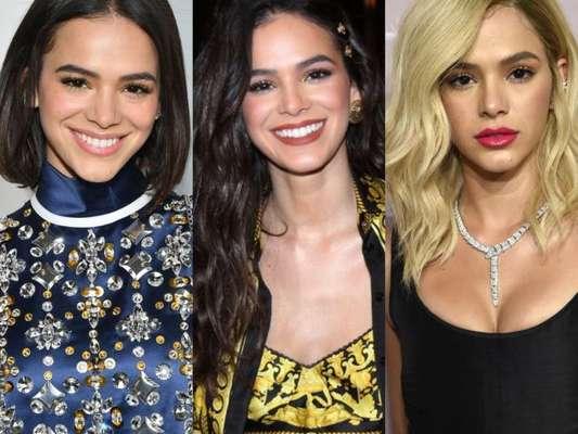 Relembre 10 cabelos usados por Bruna Marquezine em 2018
