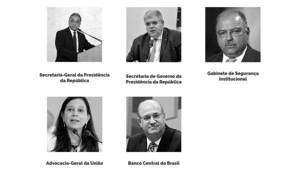 Ministros de Temer 5