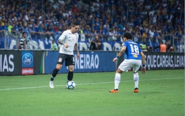 Na ida da final da Copa do Brasil, o Cruzeiro venceu o Corinthians por 1 a 0. Na Arena, Timão precisará reverter o placar
