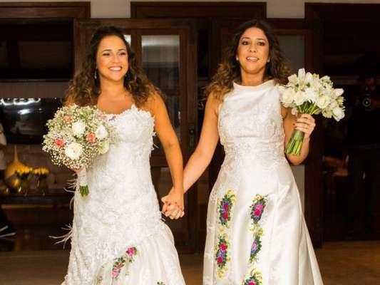 Bodas de Madeira! Daniela Mercury e Malu Verçosa comemoram: 'É sobre amor'