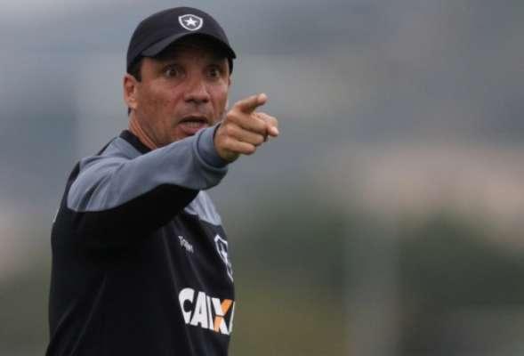 Imagens de Zé Ricardo pelo Botafogo