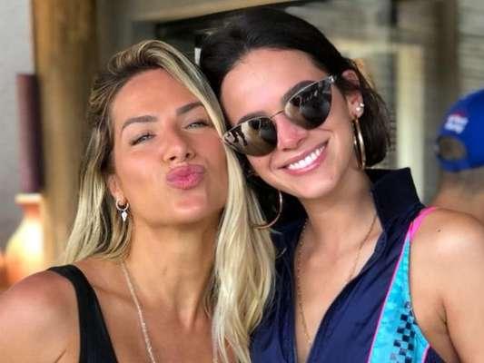 Giovanna Ewbank faz homenagem para Bruna Marquezine: 'Linda, sincera e sensível'