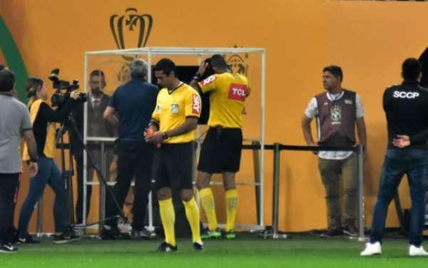 Corinthians x Cruzeiro - VAR