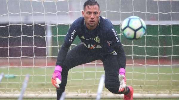 Na Gávea desde julho de 2017, Diego Alves tem 68 jogos pelo Fla