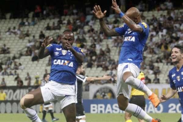 Jogo do turno. Ceara 0 x 1 Cruzeiro- 3/6