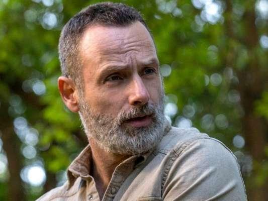 """Em """"The Walking Dead"""": showrunner fala sobre o que podemos esperar do episódio final de Rick (Andrew Lincoln)"""