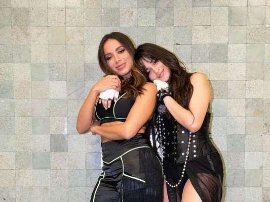 Anitta confirma possível parceria com Camila Cabello e nome do feat. pode já ter sido revelado