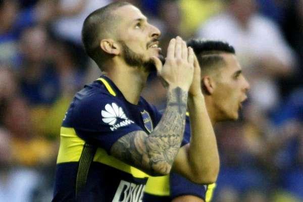 Benedetto - Boca Juniors 2 x 0 Palmeiras