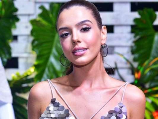 Giovanna Lancellotti lamentou os rumores de ser pivô da separação de Bruna Marquezine e Neymar