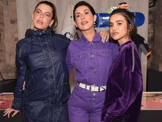 Evento Mindset, da C&A, rolou na última terça-feira, 6 de novembro de 2018 e contou com famosas como Manu Gavassi, Fernanda Paes Leme e Mariana Goldfarb