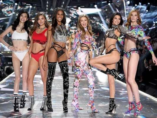 Desfile anual da Victoria's Secret aconteceu nesta quinta-feira, 8 de novembro de 2018