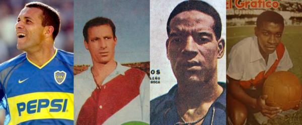 Boca Juniors e River Plate vão protagonizar a final da Copa Libertadores de 2018. Se nessa edição, os times brasileiros ficaram de fora da festa, o LANCE! destaca os jogadores brasileiros que atuaram em um dos dois clubes. A lista é grande! Confere aí!