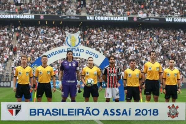 GALERIA: O empate entre Corinthians e São Paulo em imagens