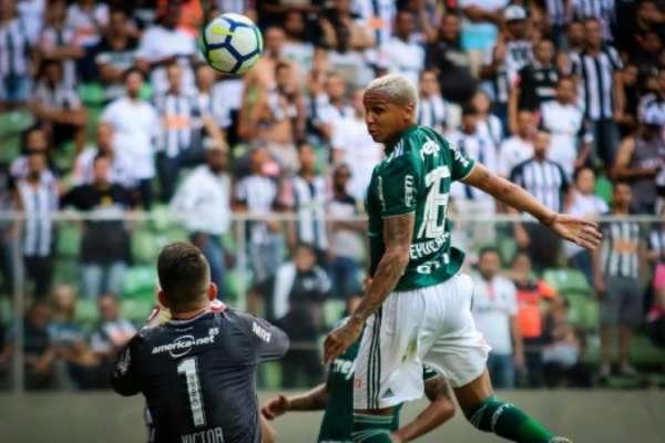 Atlético-MG x Palmeiras - Deyverson