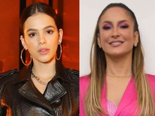 Bruna Marquezine defende Claudia Leitte após polêmica com Silvio Santos com post nessa segunda-feira, dia 12 de novembro de 2018