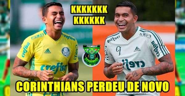Os melhores memes da derrota do Corinthians para o Cruzeiro