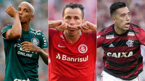 O LANCE levantou alguns dados retirados do site 'Infobola' para analisar as chances das 20 equipes do Campeonato Brasileiro na conquista do título, uma vaga na Libertadores e rebaixamento para a série B. Confira a porcentagem de cada time nos quesitos: