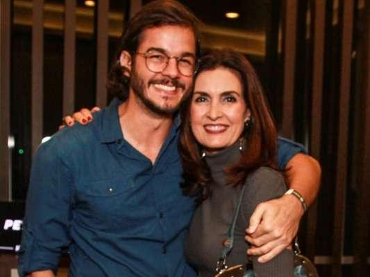 Fátima Bernardes visita irmã que mora na França com o namorado, Túlio Gadêlha, neste domingo, dia 18 de janeiro de 2018