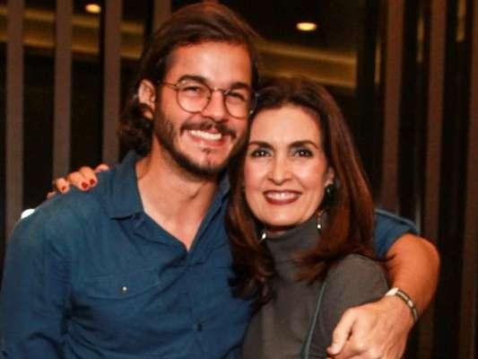 Após viagem com Fátima Bernardes, Túlio Gadêlha é diagnosticado com trombose nesta terça-feira, dia 27 de novembro de 2018