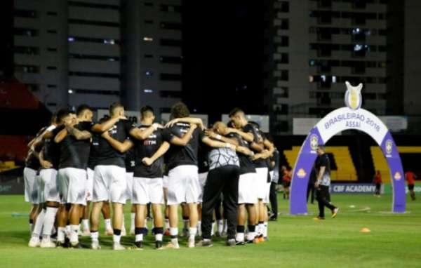 Elenco do Vasco está unido para nesta última rodada conseguir se livrar do quarto rebaixamento no Brasileiro