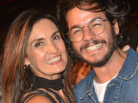 Fátima Bernardes apontou o namoro com Túlio Gadêlha como um dos melhores acontecimentos de 2018