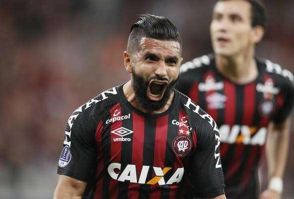 Atlético-PR e Junior começam a decidir Sul-Americana hoje