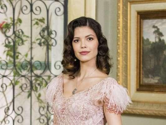 Danilo (Rafael Cardoso) promete encontrar Júlia (Vitória Strada) em outras encarnações nos próximos capítulos da novela 'Espelho da Vida': 'Não vou te deixar nunca, nunca'