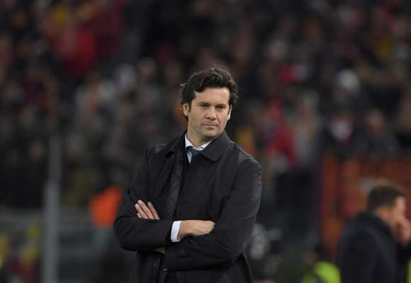 Solari assumiu comando do Real recentemente