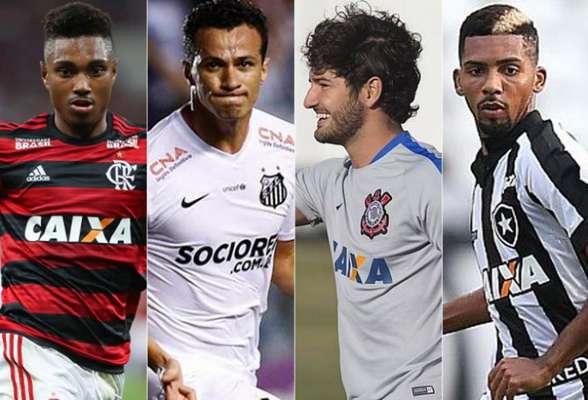 Vitinho no Flamengo, Leandro Damião no Santos, Alexandre Pato no Corinthians. Em acerto com o Palmeiras, Matheus Fernandes pode fazer parte de lista de transferências mais caras do futebol brasileiro