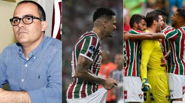 O Fluminense viveu um ano complicado dentro e fora de campo. Depois de um início animador, os problemas internos e nas partidas pesaram para transformar o final de temporada em algo tenso para jogadores, diretoria e torcedores