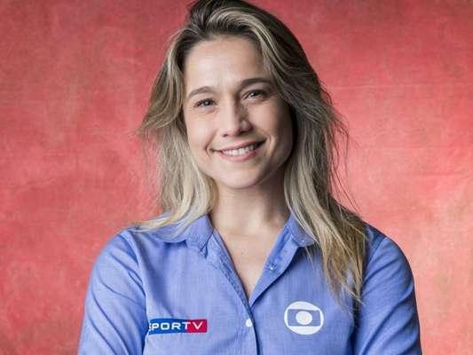 Fernanda Gentil deixou o 'Esporte Espetacular' neste domingo, 16 de dezembro de 2018