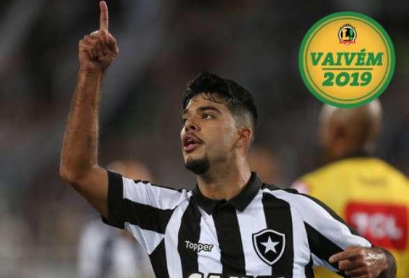 Confira a seguir a galeria especial do LANCE! com imagens de Leandrinho com a camisa do Botafogo