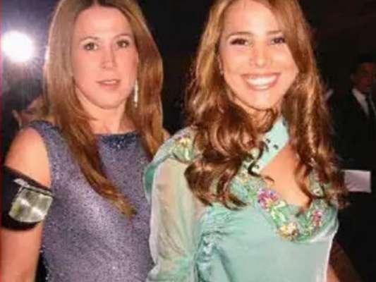 Zilu festeja aniversário de Wanessa Camargo com fotos antigas