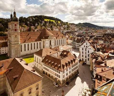 Conheça St. Gallen, a cidade que inspirou 'O nome da rosa'