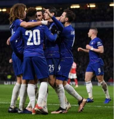 Chelsea venceu bem o Nottingham Forest