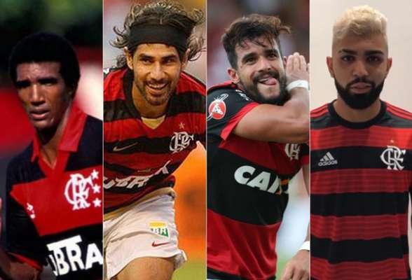 Gabigol não é o primeiro artilheiro de Brasileirão que, logo depois, desembarcava no Flamengo com o desafio de repetir a façanha. Nomes como Nilson, Josiel e Henrique Dourado já tiveram esta responsabilidade. O LANCE! relembra suas trajetórias.