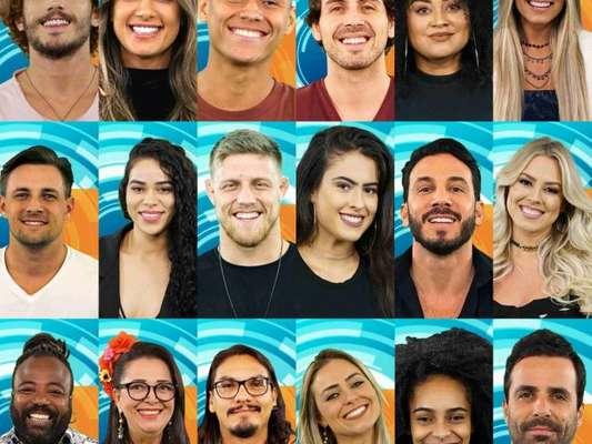 Vendedor de picolé, miss, surfista... Veja lista de participantes do 'BBB19' nesta terça-feira, dia 10 de janeiro de 2019
