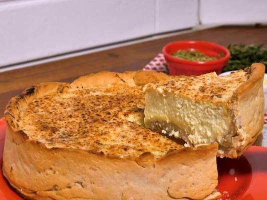 Torta de 4 queijos