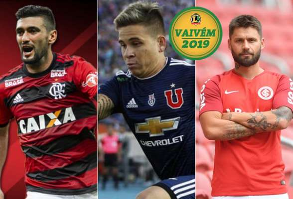 A pré-temporada segue bastante movimentada no Brasil e os 20 clubes da série A começam a moldar seus elencos para o ano que se inicia. Veja todas as contratações por equipe até aqui: