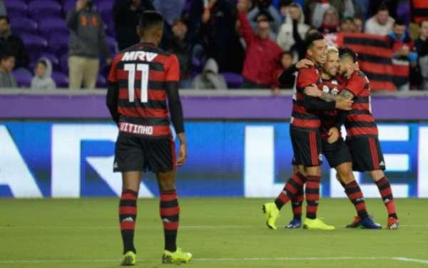 Confira as imagens da partida entre Flamengo x Ajax
