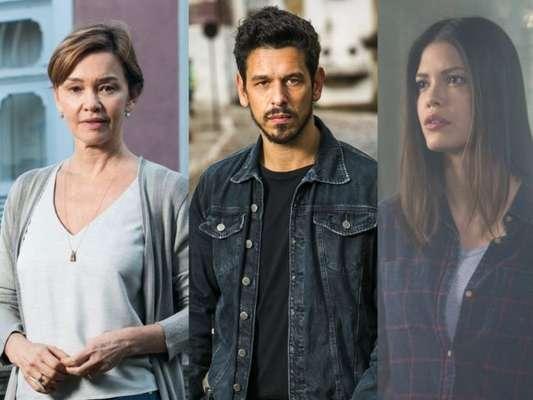Na novela 'Espelho da Vida', Ana (Jlia Lemmertz) revelará a Alain (João Vicente) que Cris (Vitoria Strada) é reencarnação de Julia