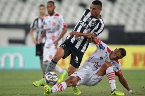 Imagens de Botafogo 0x0 Bangu