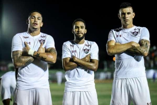 Americano 0 x 4 Fluminense: as imagens da partida