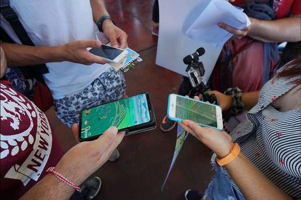 Pokémon GO Zona de Safári Brasil 2019