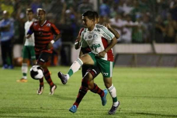 Último confronto: Oeste 0 x 0 Palmeiras (10/2/2016) - Paulista