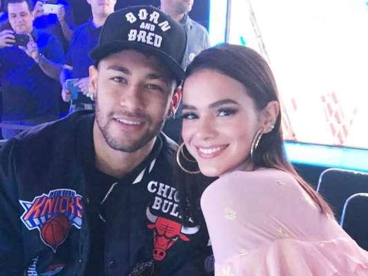 Bruna Marquezine deixa de seguir Neymar no Instagram