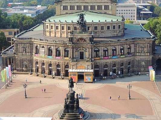 Dresden, um lindo bate e volta a partir de Berlim