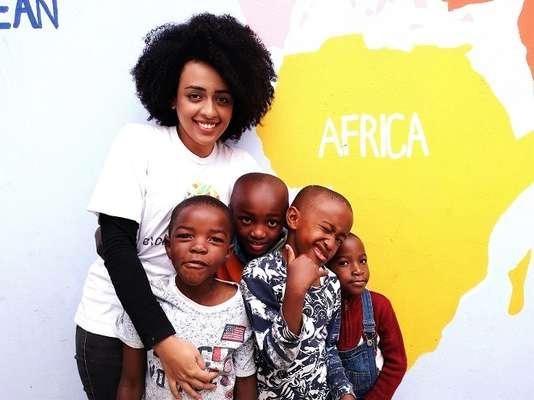 Viagem de voluntariado na África do Sul